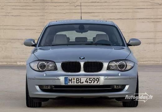 BMW 120 2007-2009