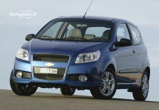 Chevrolet Aveo 2008-2009