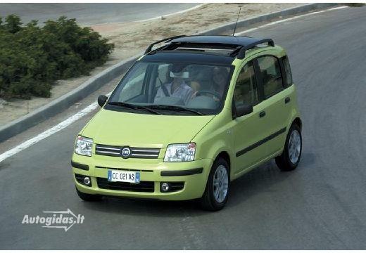 Fiat Panda 2008-2009