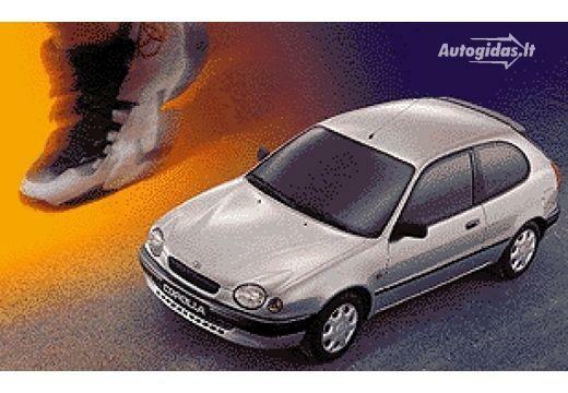 Toyota Corolla 1997-1999