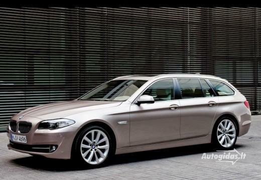 BMW 530 2010-2011