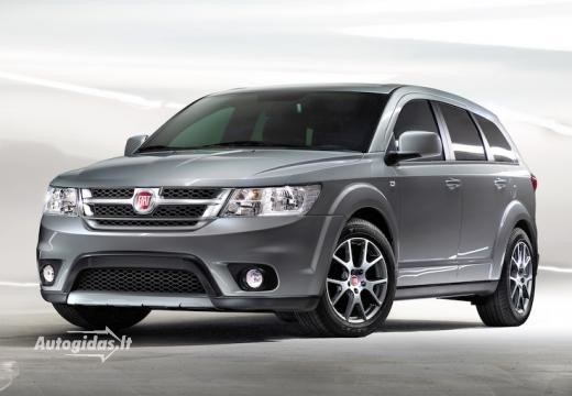 Fiat Freemont 2011-2013