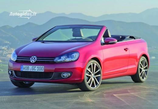 Volkswagen Golf 2011-2012