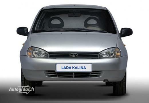 Lada Kalina 2011
