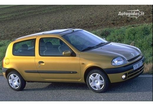 Renault Clio 2000-2001