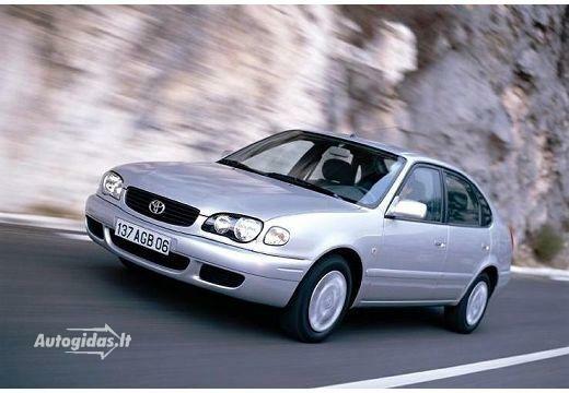 Toyota Corolla 2000-2001