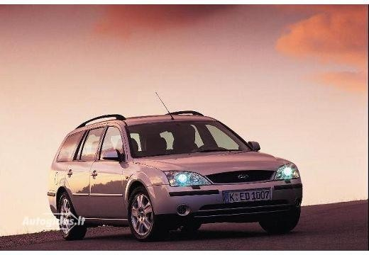 Ford Mondeo 2001-2003