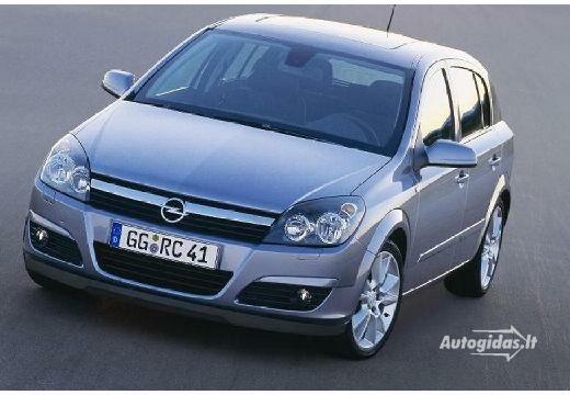 Opel Astra 2004-2007
