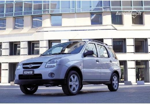 Suzuki Ignis 2004-2007