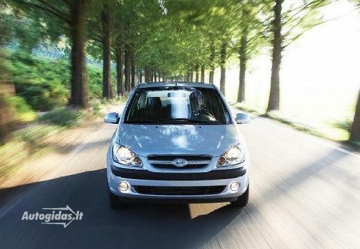 Hyundai Getz 2007-2008