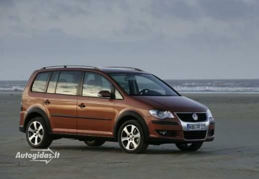 Volkswagen Touran 2007-2008