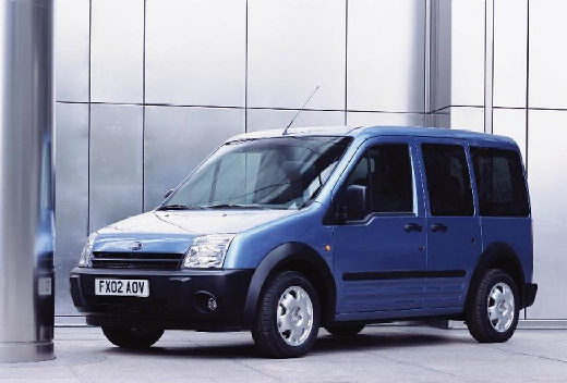 Ford Transit Connect 2007-2008