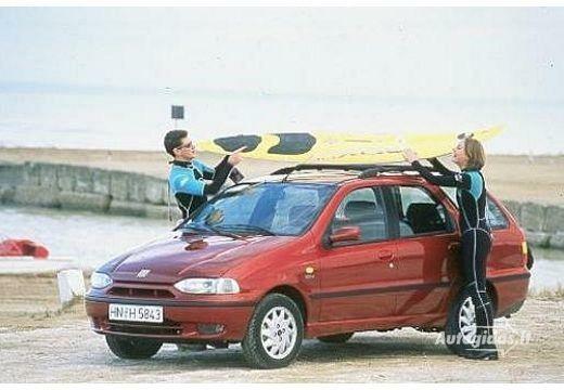 Fiat Palio 2000-2002