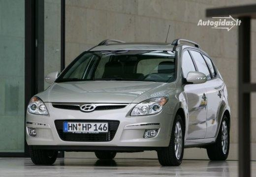 Hyundai i30 2008-2009