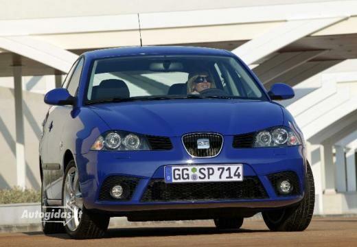 Seat Ibiza 2008-2010