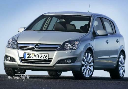Opel Astra 2009-2010