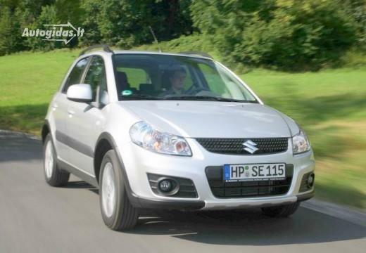 Suzuki SX4 2010-2011
