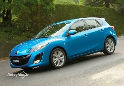 Mazda 3 2010-2011