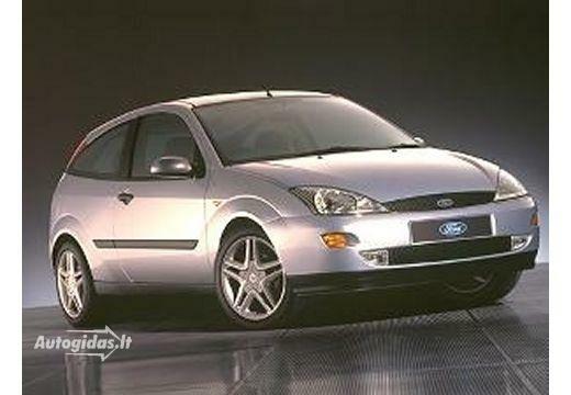 Ford Focus 1998-2001