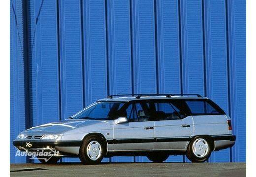 Citroen XM 1997-1999