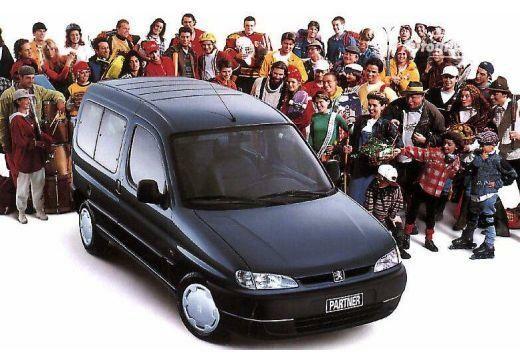 Peugeot Partner 2001-2003