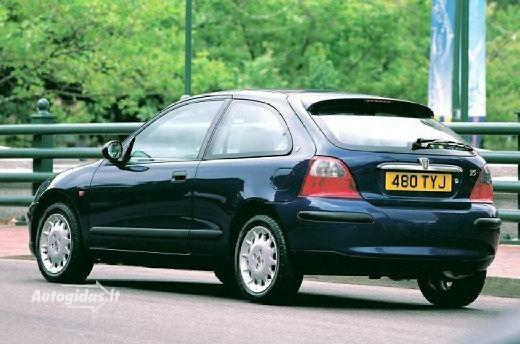 Rover 25 2000-2004