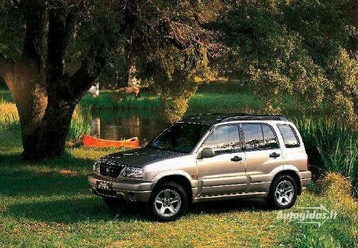 Suzuki Vitara 2001-2005