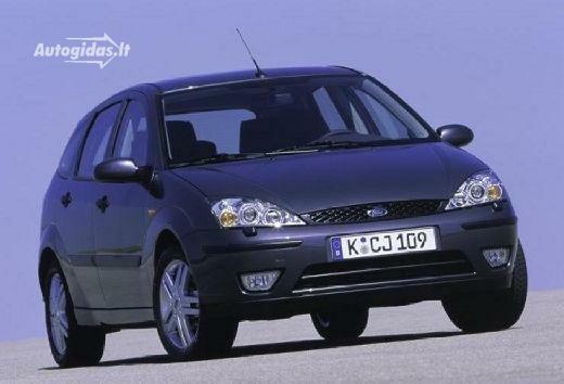 Ford Focus 2002-2004