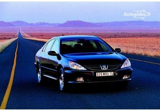 Peugeot 607 2002-2004