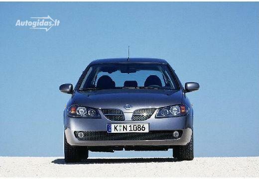 Nissan Almera 2002-2003