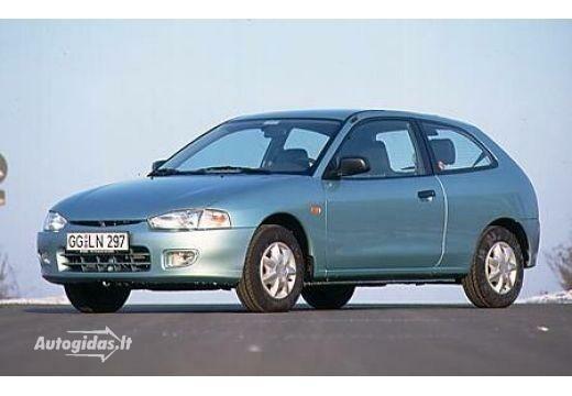 Mitsubishi Colt 2000-2004