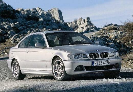 BMW 330 2003-2006
