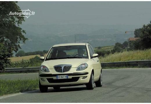 Lancia Ypsilon 2003-2006