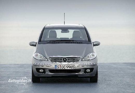 Mercedes-Benz A 170 2004-2008