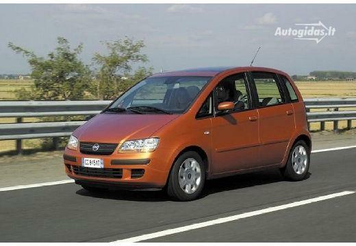 Fiat Idea 2005-2006