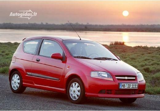 Chevrolet Aveo 2005-2007