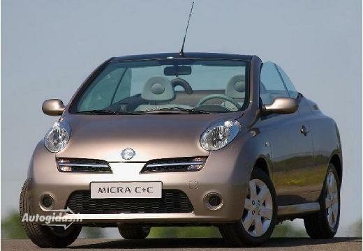 Nissan Micra 2006-2008
