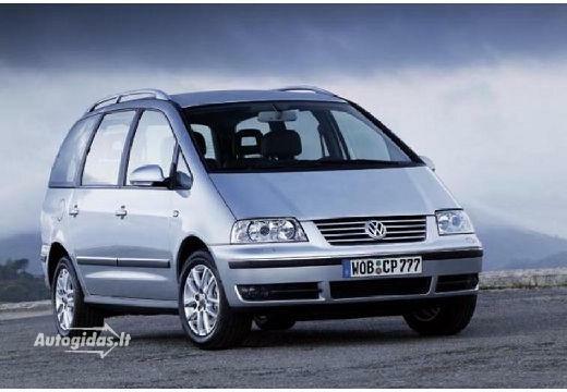 Volkswagen Sharan 2005-2010