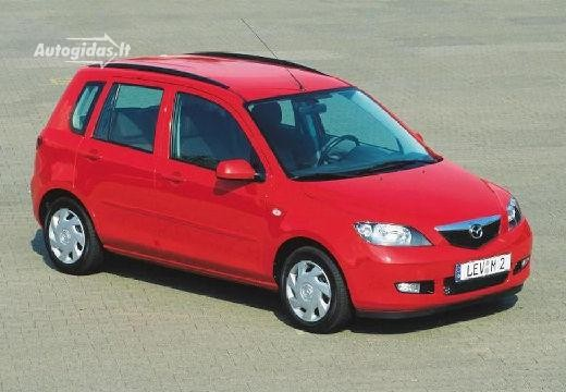 Mazda 2 2006-2007