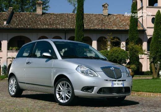 Lancia Ypsilon 2007-2011