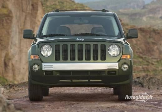Jeep Patriot 2007-2009