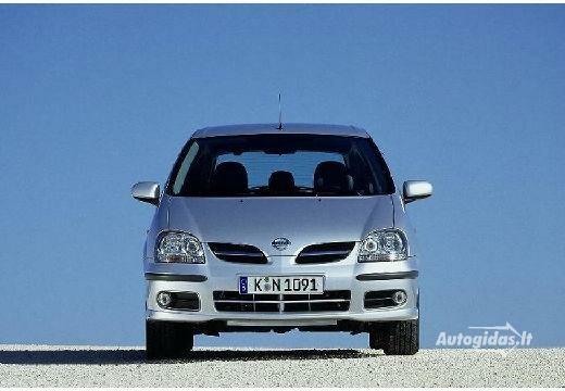 nissan almera tino 2.2 dci acenta 2003-2005 | auto katalogas