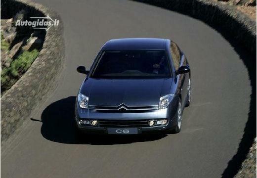 Citroen C6 2008-2009