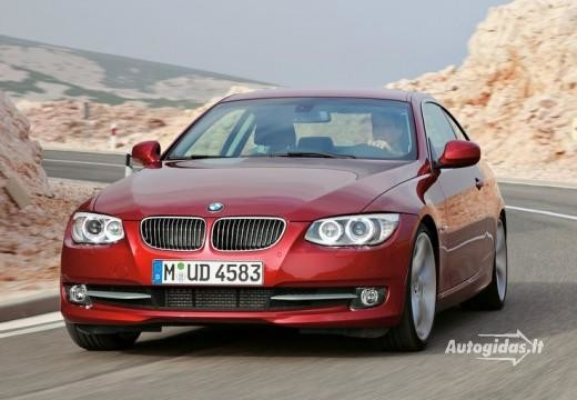 BMW 320 2010-2013