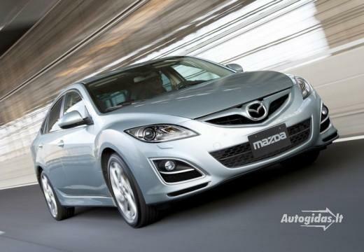 Mazda 6 2010-2011
