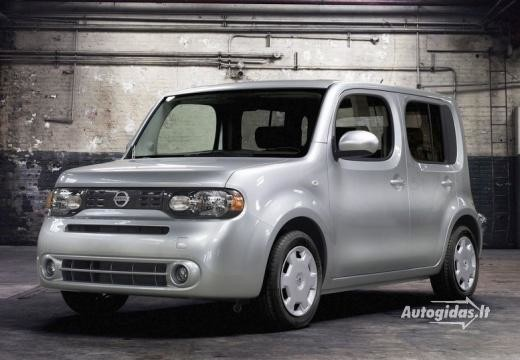 Nissan Cube 2010-2010