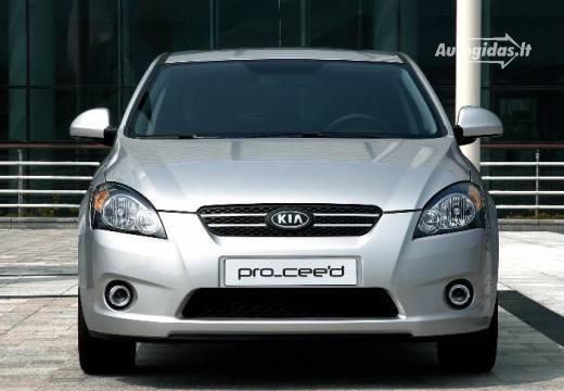 Kia Cee'd 2010-2011