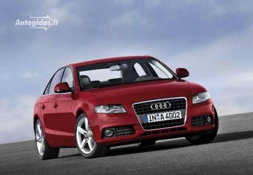 Audi A4 2010-2011