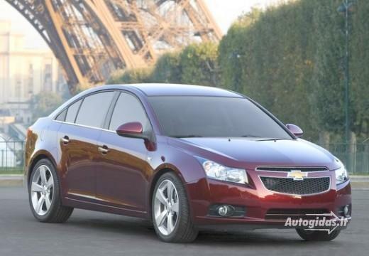 Chevrolet Cruze 2010-2011