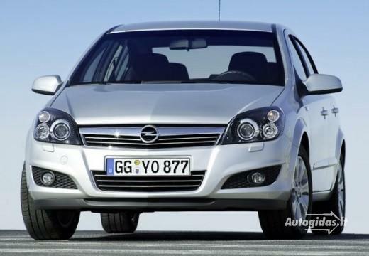 Opel Astra 2010-2014